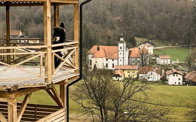 Olimje village