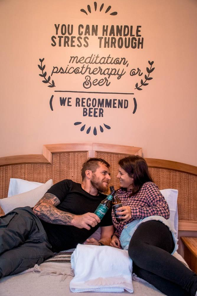"""Beer hotel"" - a perfect stay for your 4 days in Mexico City"