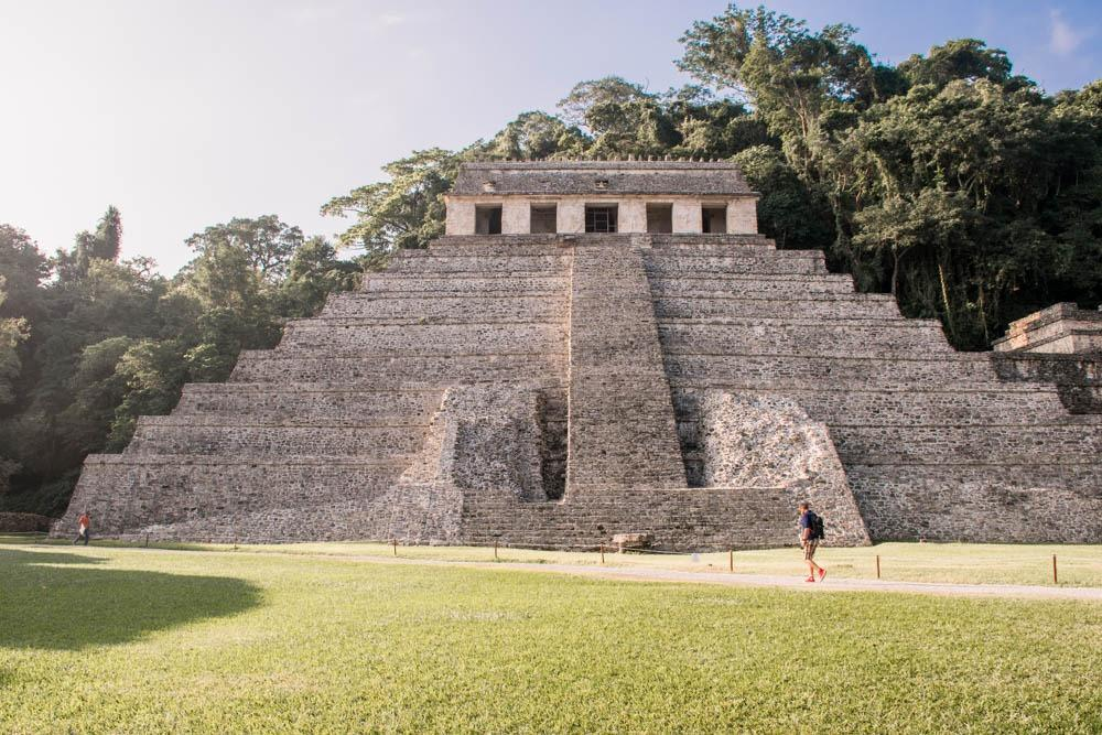Palenque Ruins (Mexico Travel Budget)