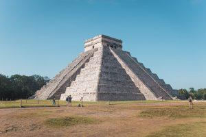 Chichen Itza - cover photo for One Month Mexico Itinerary