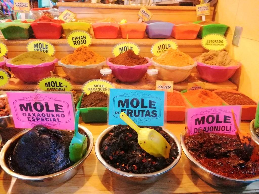 Mole mole mole mole