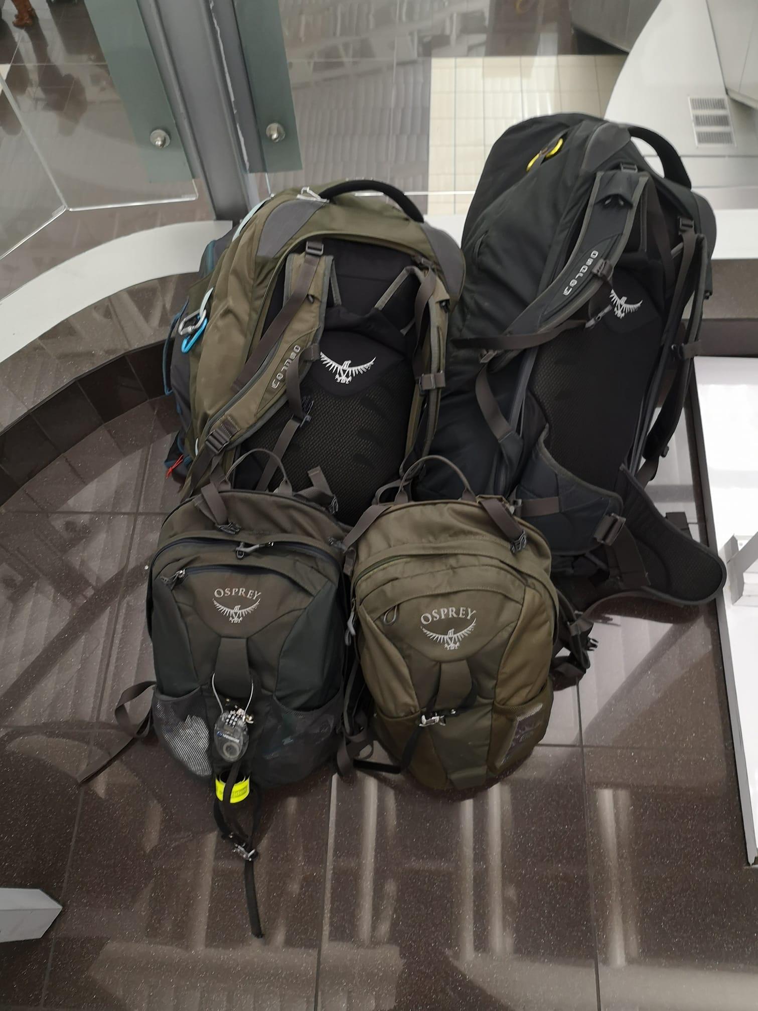 """Svojo prtljago imej vedno """"na radarju"""" (za varnost na potovanjih)"""