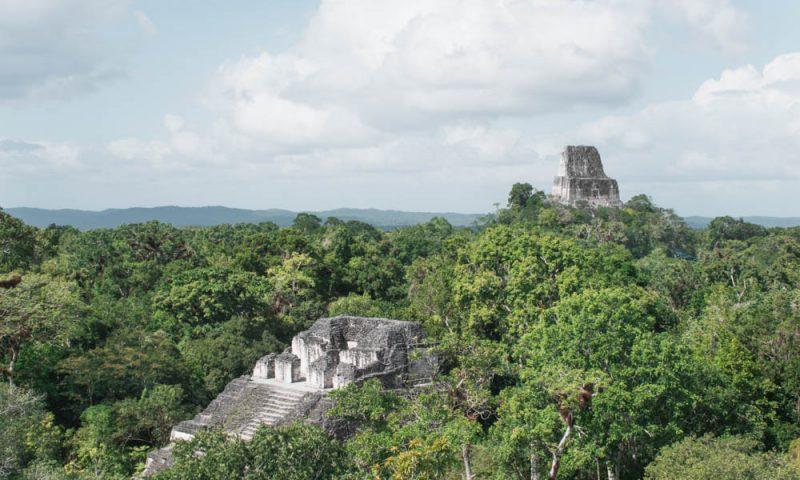 Guatemala Itinerary cover photo - Tikal ruins