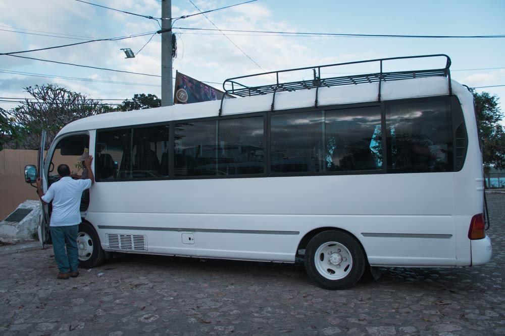 Varnost na potovanjih - prevozi