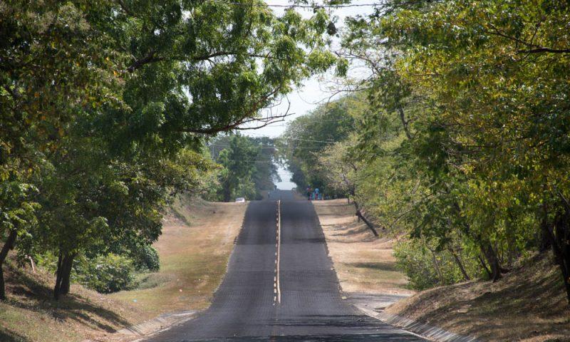 Z avtom po Nikaragvi