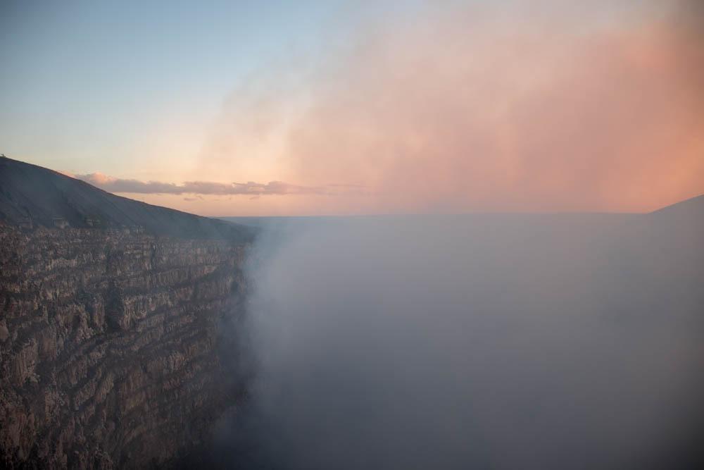 Valeči se dim (s Fernandom po Nikaragvi)
