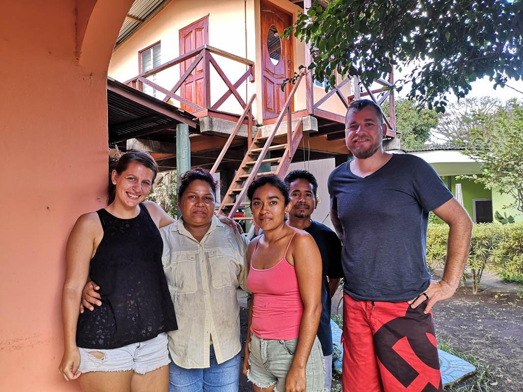 Best and cheap accomodation in Ometepe (Nicaragua travel budget breakdown)