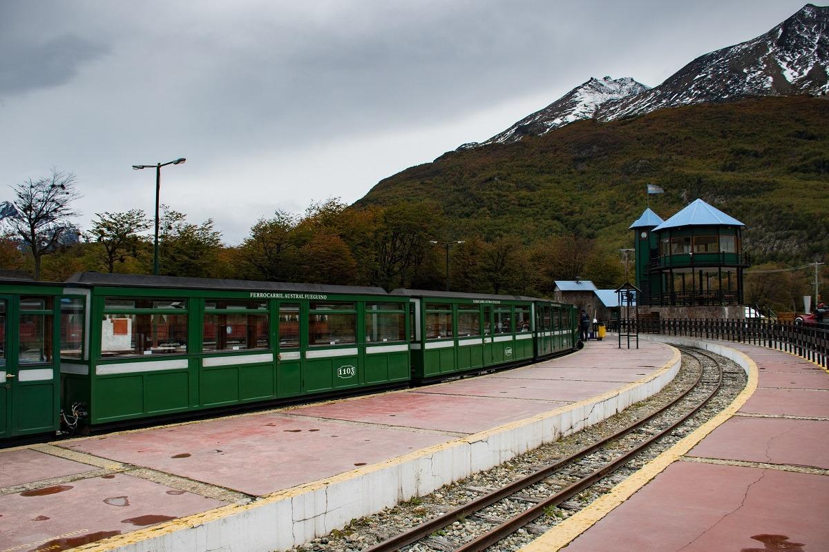 Vlak na koncu sveta