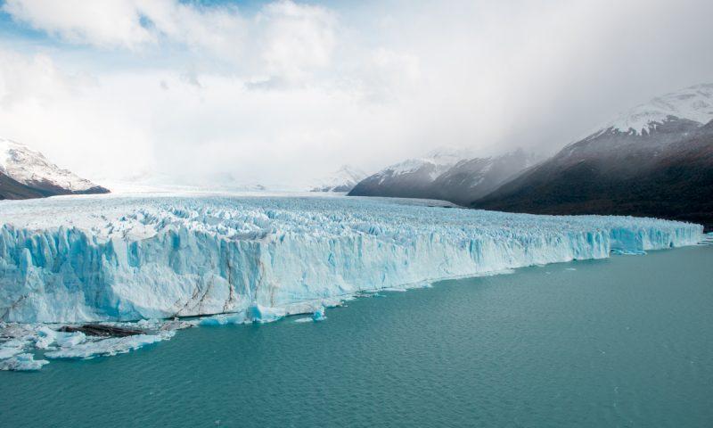 Košček ledu Perito Moreno