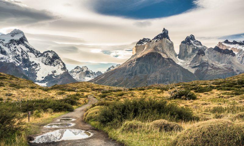 Torres del Paine jeseni naslovna slika