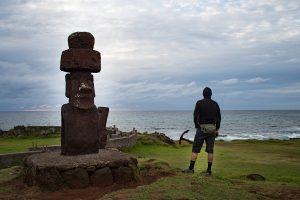 Naslovna fotografija Zgodbe iz Velikonočnega otoka - 1.del