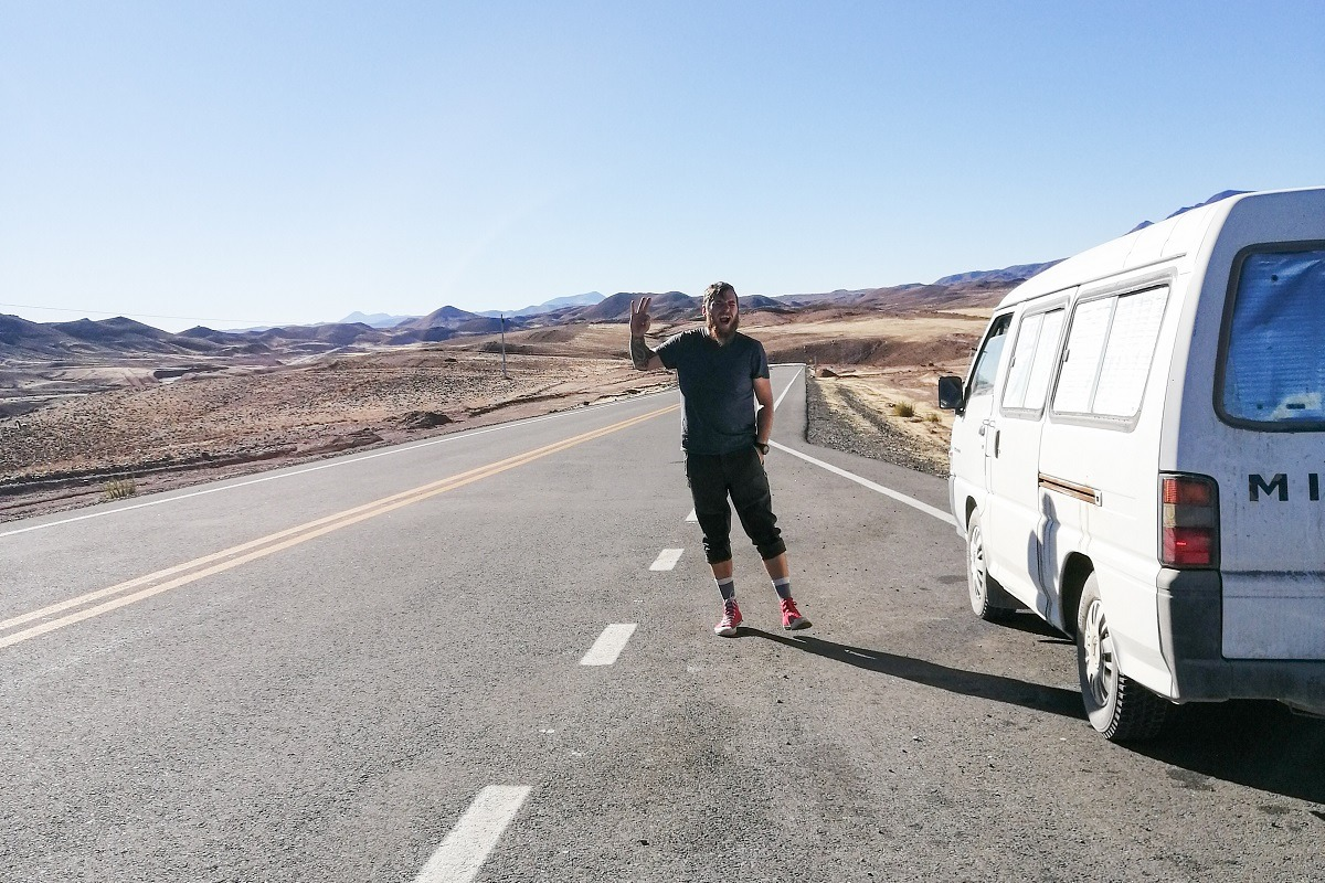 Prvi vtisi Bolivije