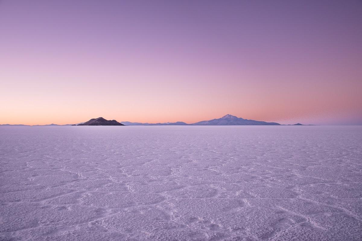 Plan potovanja za Bolivijo - Salar de Uyuni