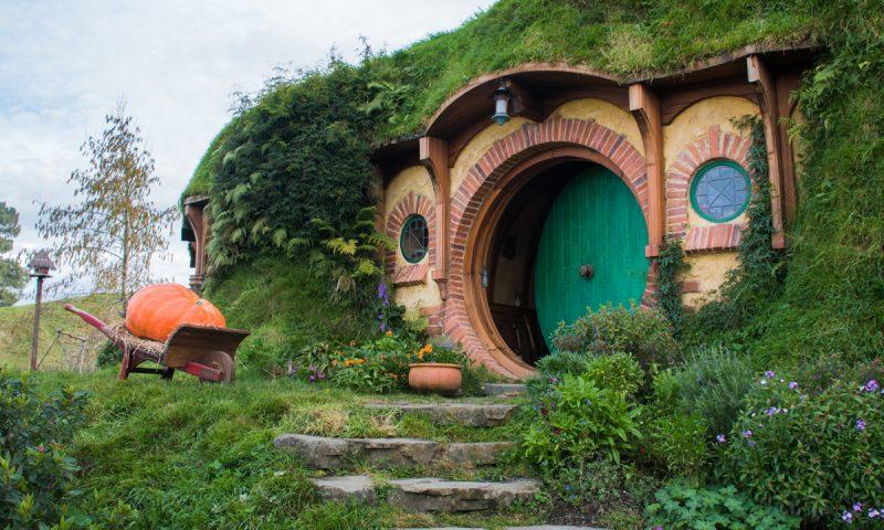 Frodo's house (cover photo for Visiting Hobbiton: Everything you need to know)