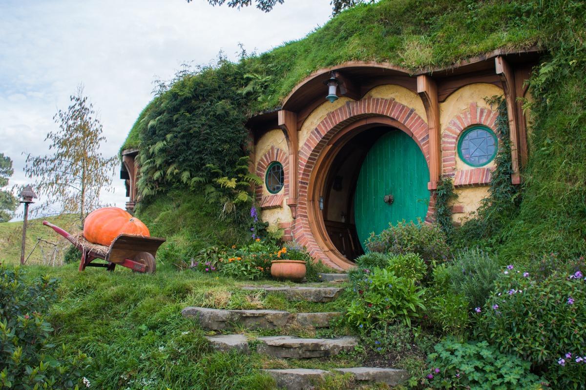 Hobitova hiška