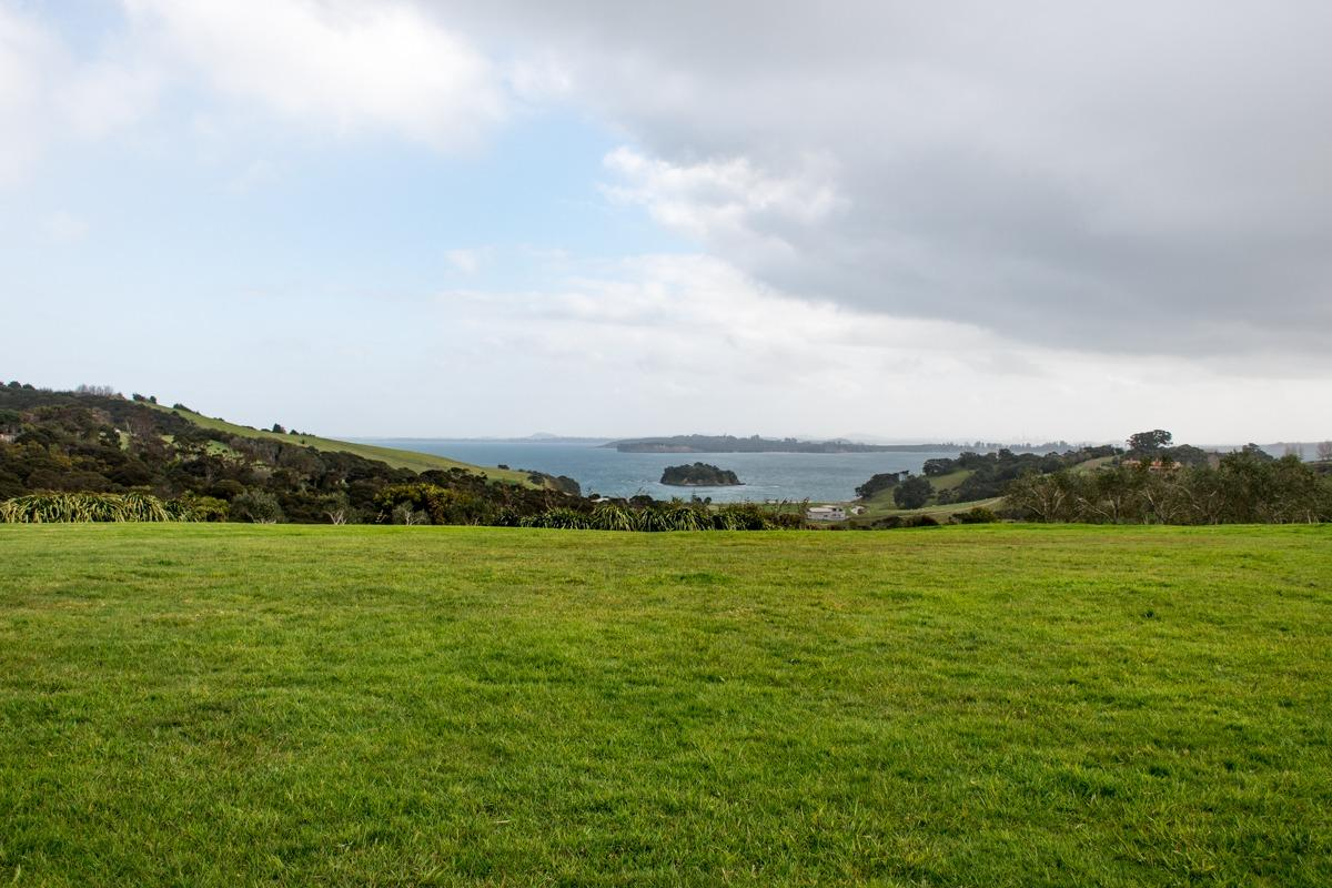 A view from Waiheke Island