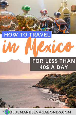 Pin for Our Mexico Travel Budget Breakdown