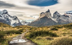 Best time to visit Torres del Paine (in autumn)