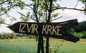 Izvir Krke naslovna fotka