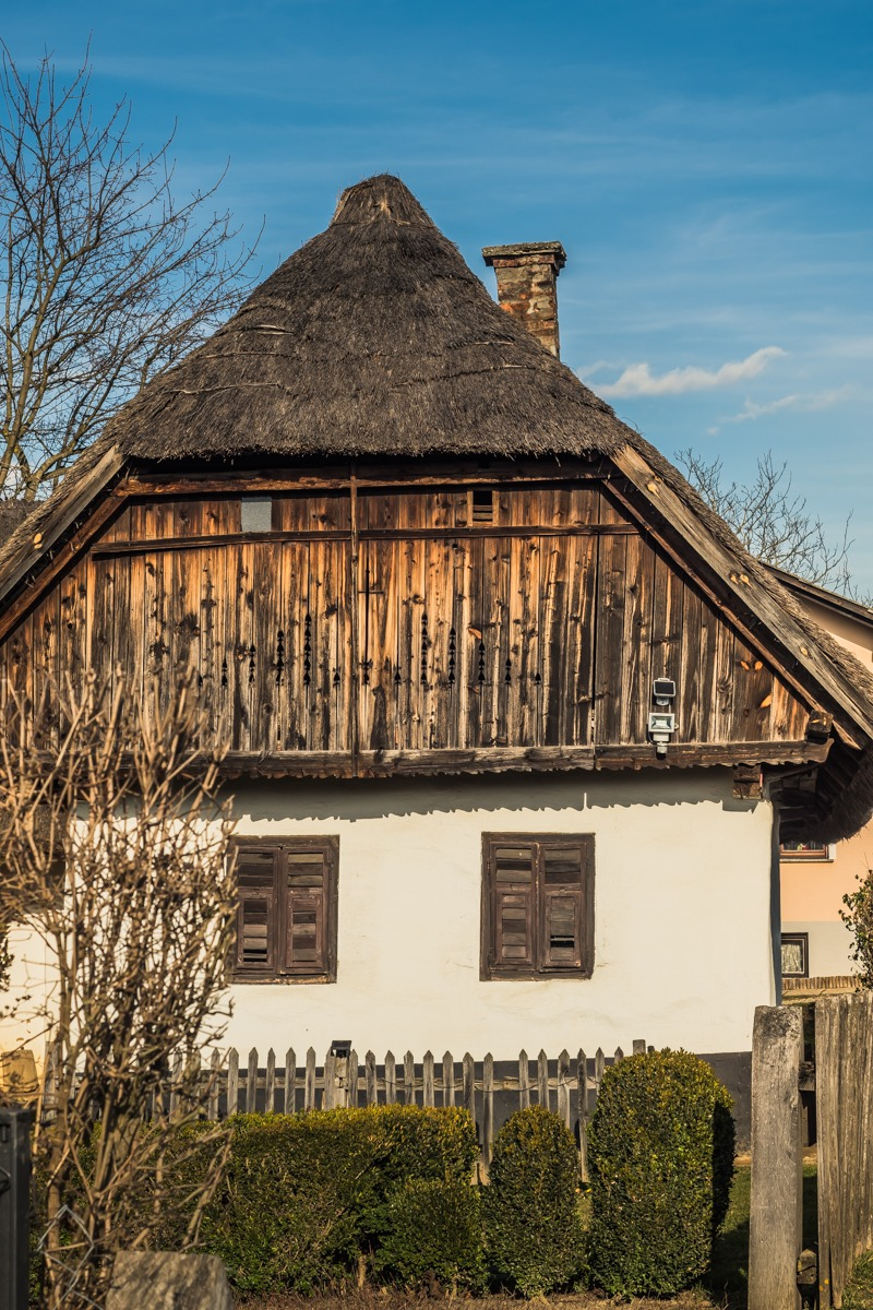 Magda's house (Traditional Prekmurje house)