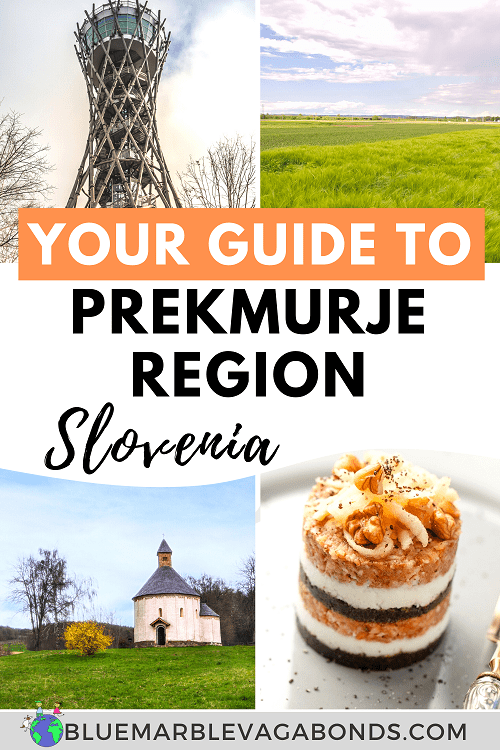 Your guide to Prekmurje region pin