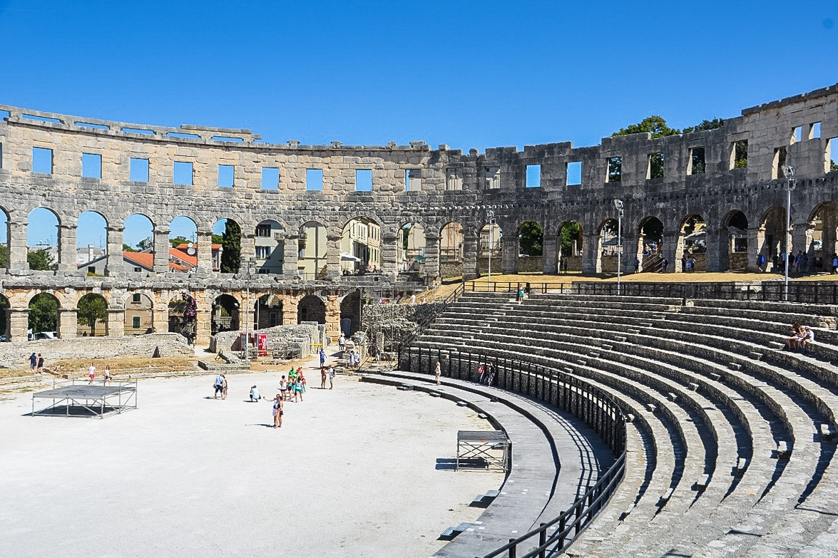 Amphitheater Arena Pula