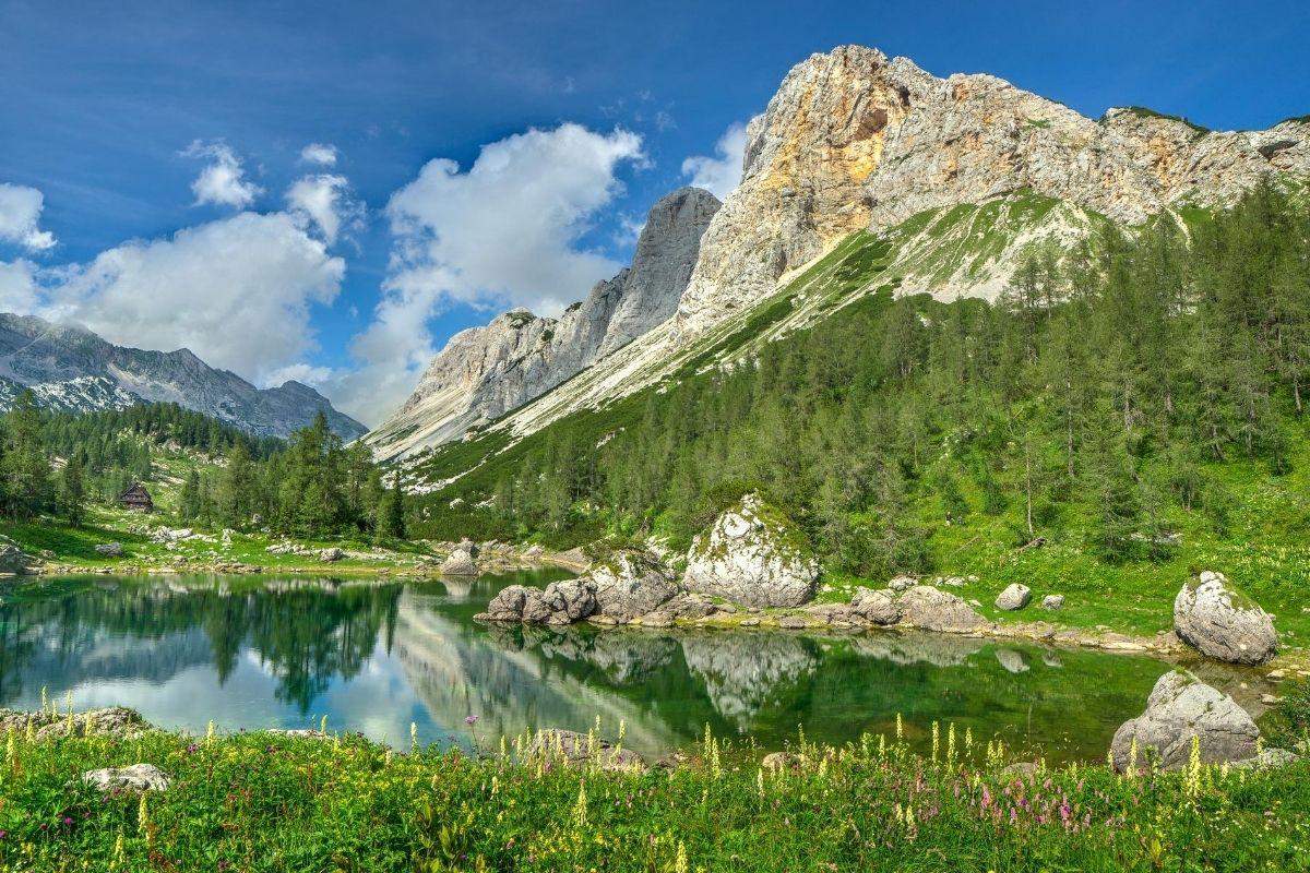Triglav Lakes Slovenia
