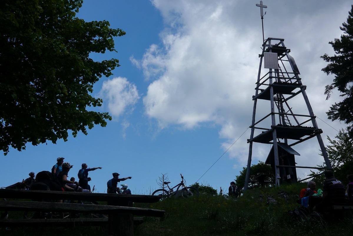 Stolp na Sv. Petru na Dolenjskem