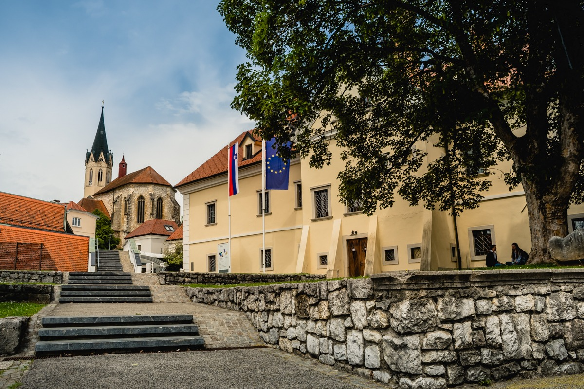Dolenjski muzej - ena izmed znamenitosti Dolenjske