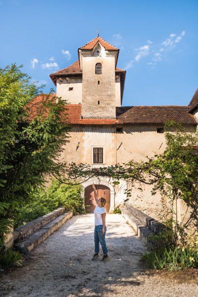 Gracarjev Turn - ena izmed znamenitosti Dolenjske