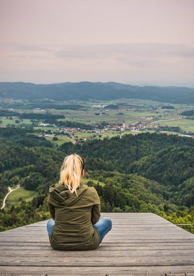 Nebesa nad Šentrupertom - ena izmed znamenitosti Dolenjske