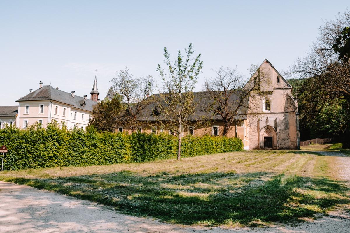 Samostan Pleterje - ena izmed znamenitosti Dolenjske