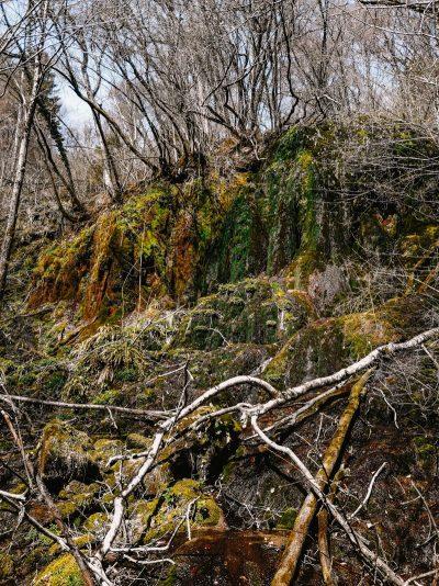 Slap Kosca - ena izmed znamenitosti Dolenjske