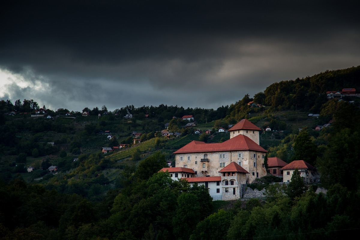Stari Grad pri Otočcu Dolenjska